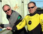 island bay dive training scuba diving course wellington new zealand